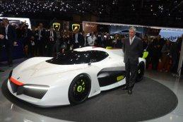 H2 Speed Concept Car