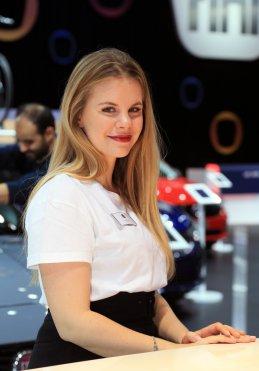 Brussels Motor Show 2020 - Hostessen