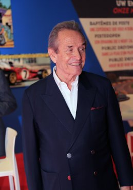 Brussels Motor Show 2020 - Jacky Ickx