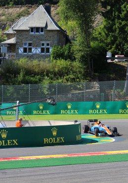 Esteban Ocon - Manor Racing MRT