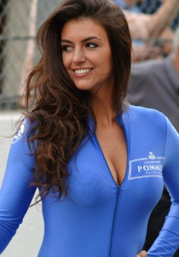 2016 Spa Six Hours Promo Girl
