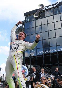 Stienes Longin - Eindwinnaar 2016 Nascar Whelen Euro Series Elite 2