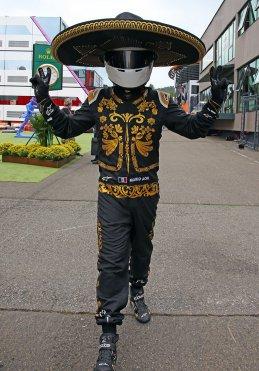 Sfeerbeeld 2019 F1 GP België