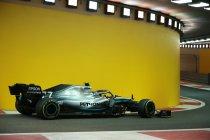 Abu Dhabi testdagen: Valtteri Bottas topt op eerste testdag
