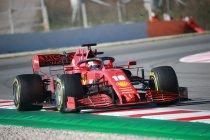 F1 Wintertesten: Eerste week in beeld gebracht
