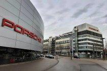 Porsche legt productie wagens stil