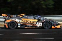 Belgium Racing primus in vrije training American Festival