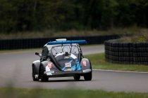 Vlaamse teams en rijders in actie op l'Anneau du Rhin
