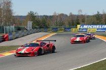 Ferrari en AF Corse zetten samenwerking verder voor LMH programma