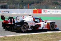 Spa Prologue test: Eindelijk Toyota bovenaan de tabellen
