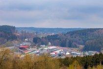 Opnieuw schade aan het circuit van Spa-Francorchamps...