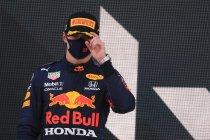 GP Hongarije: Max Verstappen snelste in eerste vrije training
