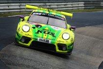 24H Nürburgring: Na 4H: Mercedes en Porsche leiden de dans