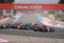 Een kalender met 23 races voor de formule 1 in 2022
