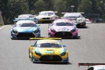 DTM Zolder: De wedstrijd op zaterdag in beeld gebracht