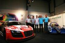 24H Zolder: Persvoorstelling WRT, GHK Racing & Circuit Zolder bij Grafityp