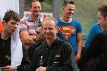 24H Zolder: Racing Stars-pilote Emilie Bittoun vraagt raad aan Jan Wouters