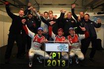 Belgian Masters: Kumpen/Longin/Makelberge pakken titel - GPR Aston Martin #100 wint