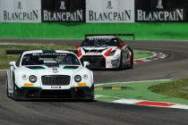60 GT3's aan de start in Monza