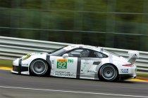 Manthey herschikt rijderbezetting op beide Porsche's
