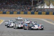 Na 1H: Toyota neemt al een voorsprong - Porsche in de problemen