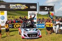 """Rallye Deutschland: Thierry Neuville: """"Een fantastisch resultaat om nooit te vergeten"""""""