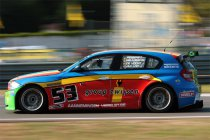 24H Zolder: Recy Racing Team behoudt bemanning op Diesel BMW 1-serie