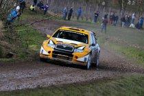 WRC's favoriet op de Maaskiezel