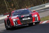 VLN 2: WRT schenkt Audi R8 LMS GT3 eerste zege en scoort 1-2 !