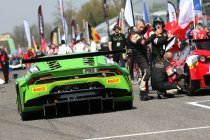 Adrien De Leener test Lamborghini Huracán in de V.S.