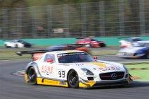 24H Spa: Rowe Racing trekt één Mercedes terug