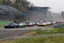 Monza: Veld van 57 wagens - Overzicht van de Belgen