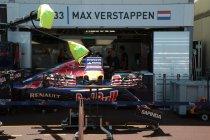 Monaco: VT1: Max Verstappen tweede op anderhalf tiende van Hamilton