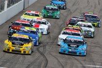 NASCAR in de straten van Hasselt op donderdag 1 oktober