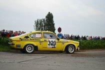 Ypres Historic Rally: De shakedown door de lens van Wilfried Geerts