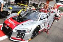 24H Spa: Frank Stippler schenkt WRT en Audi de pole