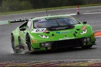 24H Spa: GRT wisselt motor op beide Lamborghini Huracán's