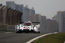 Shanghai: Porsche snelste bij de vrije trainingen