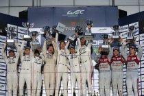 Shanghai: Porsche pakt constructeurstitel met 1-2