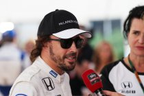 Alonso licht gezondheidsproblemen toe en racet mogelijk niet in China