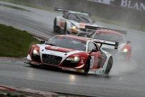 FIA GT Series veld van 23 wagens hoofdact tijdens topweekend op Circuit Zolder