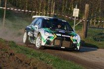 Tom Van Rompuy wil verder progressie maken in Spa Rally