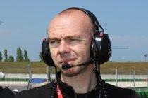 Bas Leinders terug achter het stuur van een racewagen