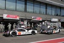 FIA wil zicht in garages vrijwaren en verbiedt menselijke muren