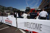 Monaco: De voorbereiding op woensdag