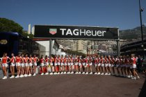 Toch grid girls in Monaco?