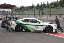 24H Spa testday: de actie in de pits