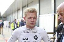 Magnussen aan de start op Monza ondanks pijnlijke enkel