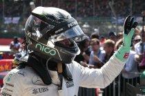 België: Rosberg driekwart seconde sneller dan Hamilton in eerste training