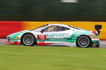 Kaspersky Motorsport kondigt Giancarlo Fisichella en Marco Cioci aan op Ferrari 488 GT3